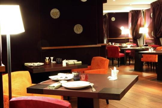 Mon Dejeuner A La Table D Helene Darroze Mademoiselle Bon Plan