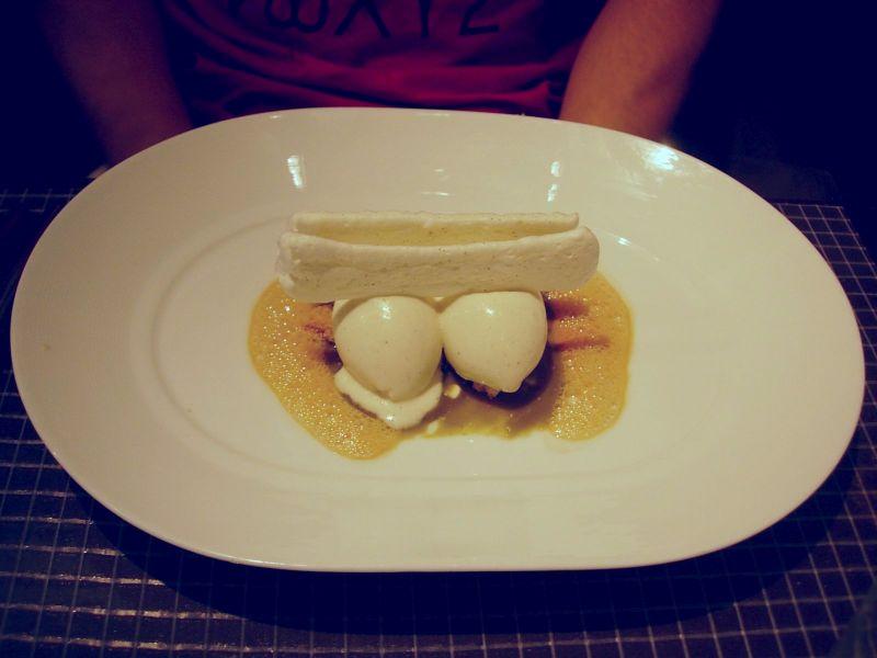 Glace au chocolat-blanc – wasabi - DR Melle Bon Plan