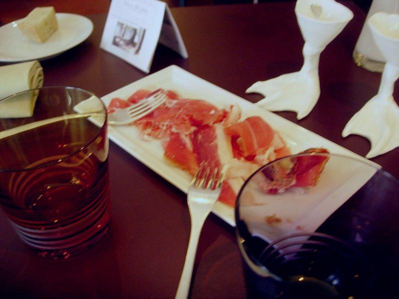 jambon de porc noir de bigorre - DR Melle Bon Plan