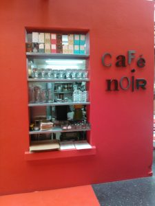 Décor éphémère Rose Bakery - DR Melle Bon Plan