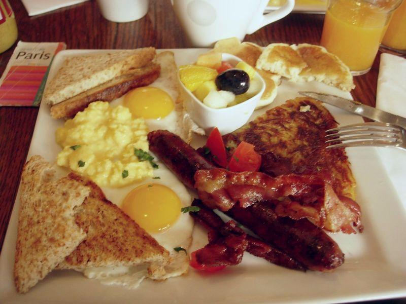 le brunch Groucho Ellis Island Café - DR Melle Bon Plan