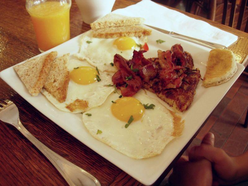 le brunch Harpo - Ellis Island Café - DR Melle Bon Plan