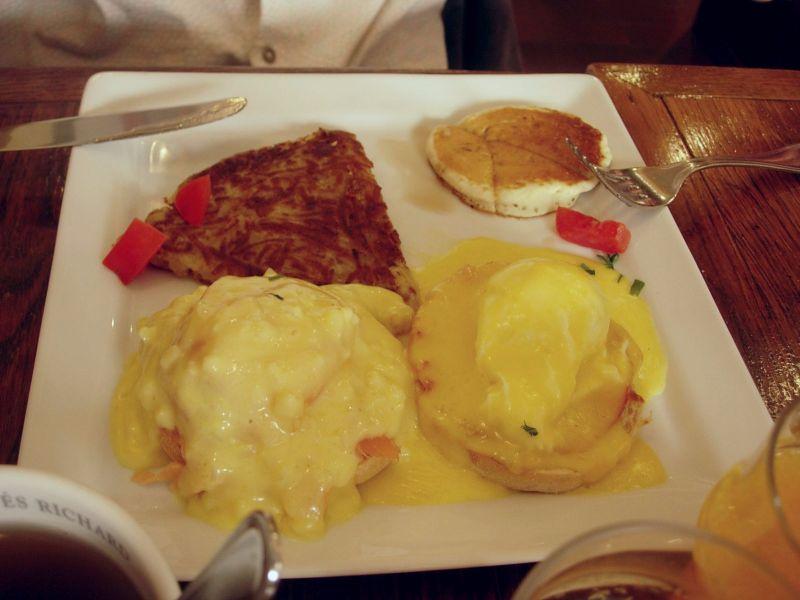 le brunch Chico - Ellis Island Café - DR Melle Bon Plan