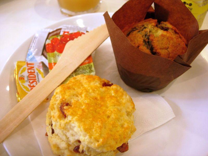 Scone et Muffin - DR Melle Bon Plan