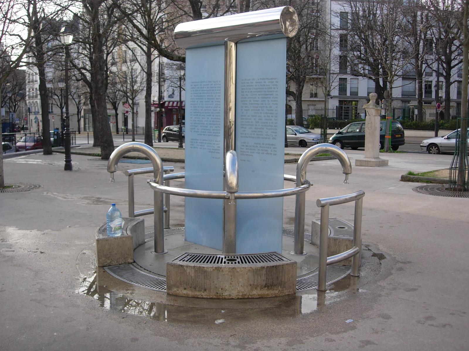 La Butte Aux Cailles Photos la fontaine de la butte aux cailles - mademoiselle bon plan