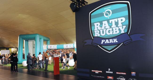 Rugby Park - Crédit Photo: Bruno Marguerite // RATP