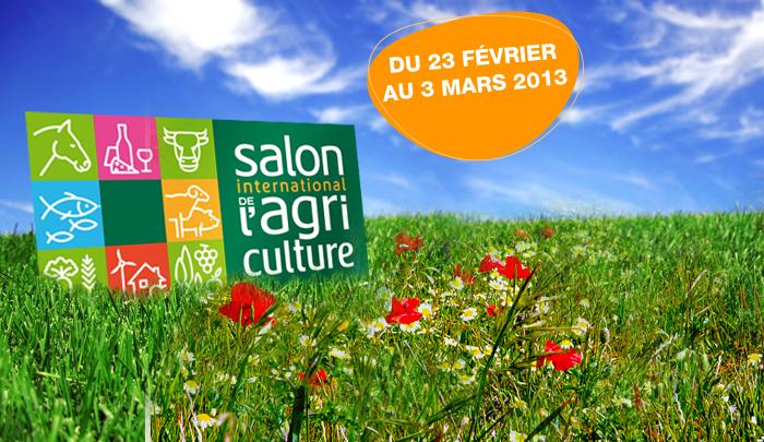 Le salon de l 39 agriculture 2013 mademoiselle bon plan for Nocturne salon agriculture