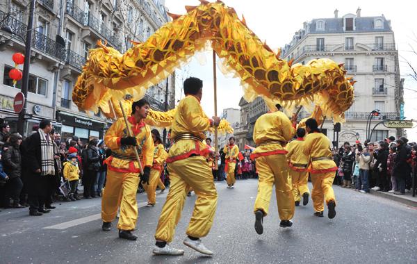 Le nouvel an chinois paris l ann e de la ch vre mademoiselle bon plan - Nouvel an original paris ...