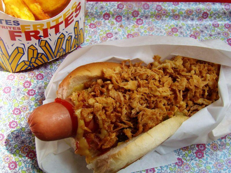 Hot Dog Hutch - DR Melle Bon Plan
