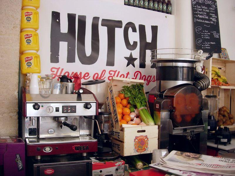 Hutch Hot Dogs - DR Melle Bon Plan