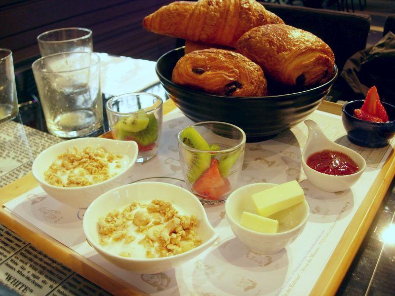 brunch Salon de thé des Ecrivains - DR Melle Bon Plan