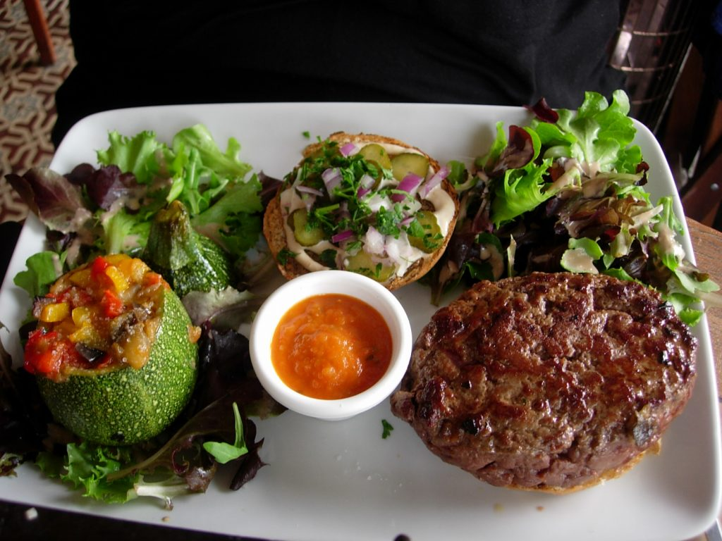 Restaurant Bang ! burger Kangourous - DR MelleBonPlan
