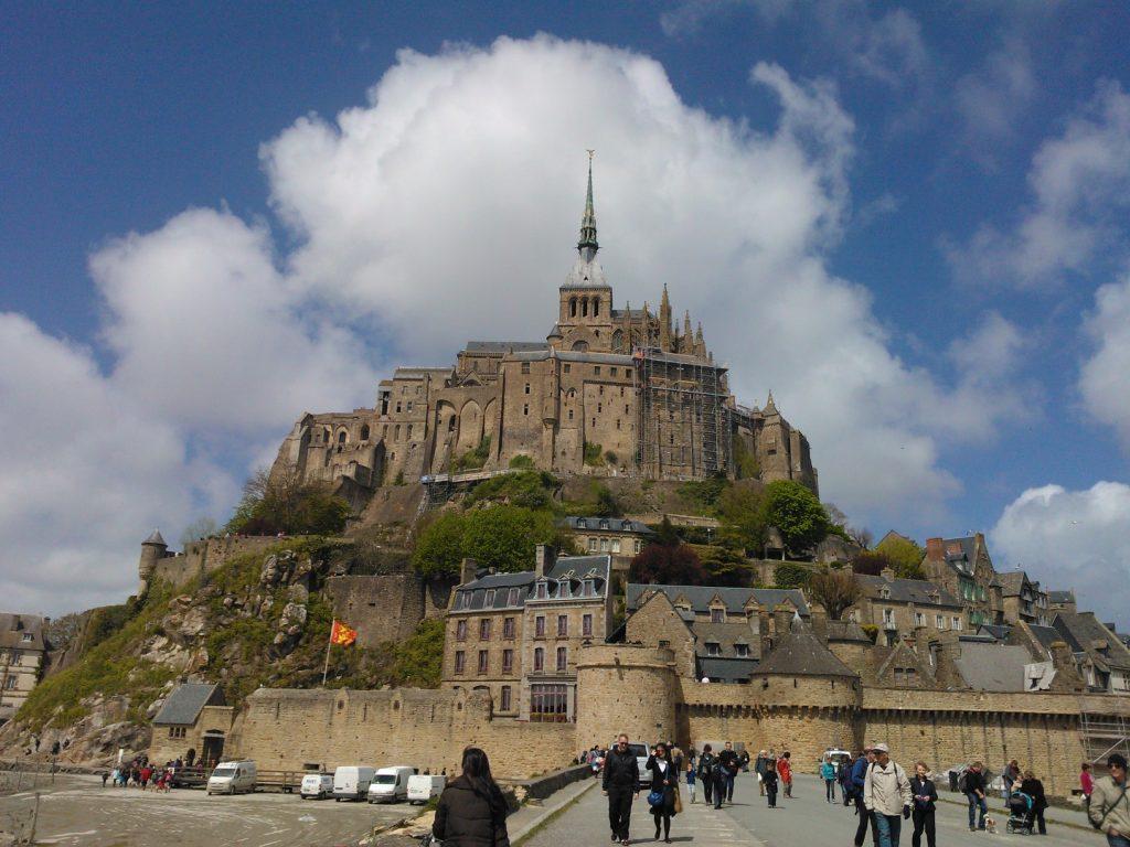 Mont Saint Michel - DR MelleBonPlan