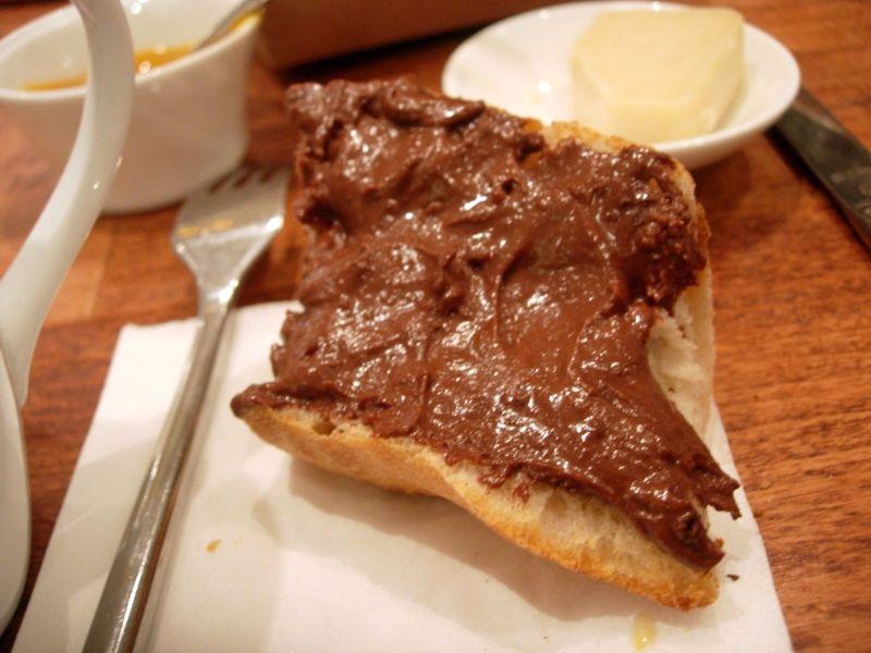 La pâte à tartiner noisette Café Pinson - DR MelleBonPlan