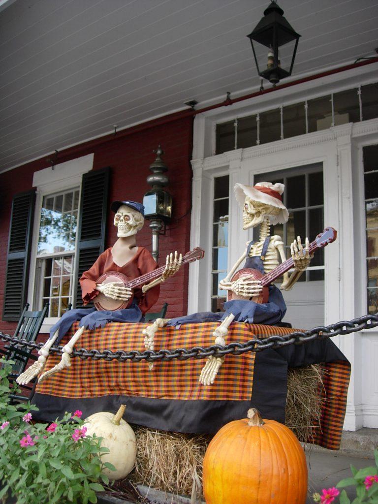 Halloween Vermont Stowe - DR MelleBonPlan