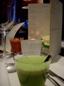 Restaurant l'Initiale Sofitel Paris Arc de Triomphe - DR Melle Bon Plan