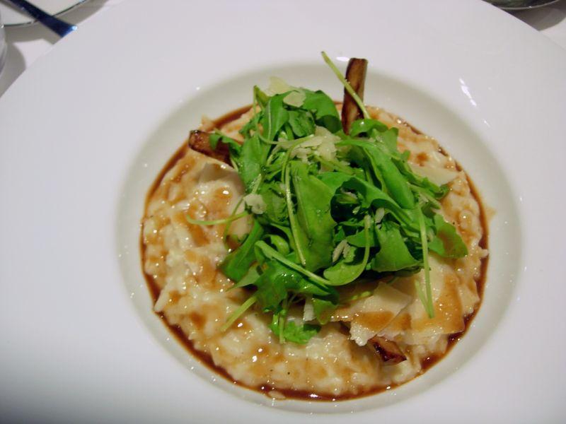 Risotto restaurant Initiale - Sofitel Paris Arc de Triomphe - DR Melle Bon Plan