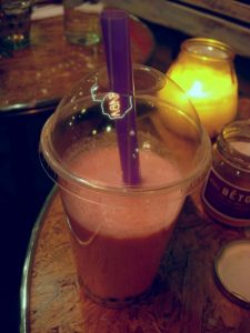 Bubble Tea Monsieur Baba - DR Melle Bon Plan
