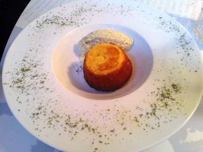 Le succulent moelleux au citron - L'Avant-Goût - DR Melle Bon Plan