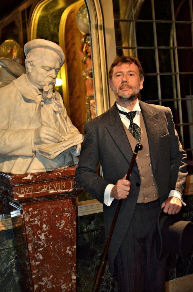 Gustave Eiffel vous fait visiter Grévin