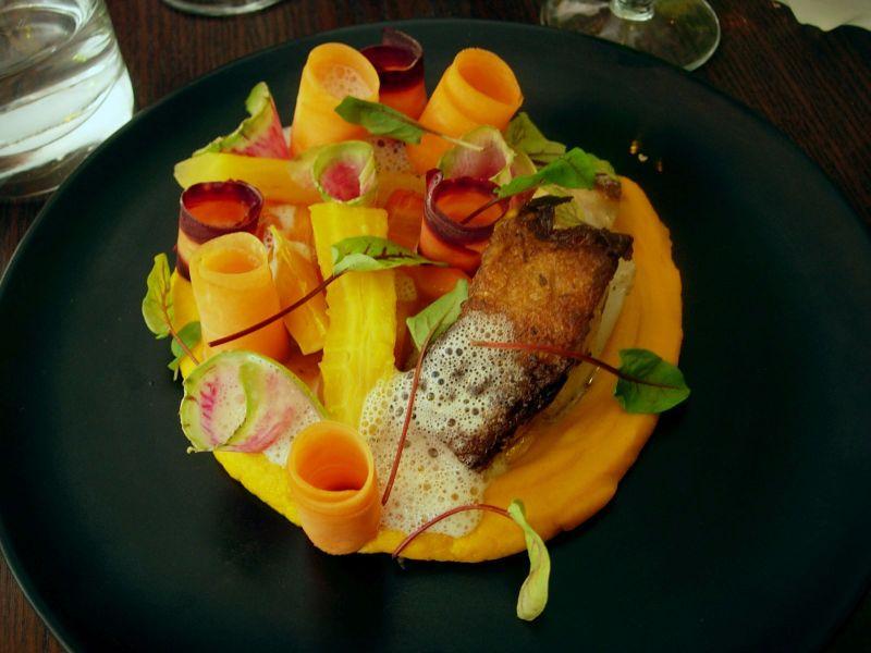 le poisson du jour La Plantxa - DR Melle Bon Plan