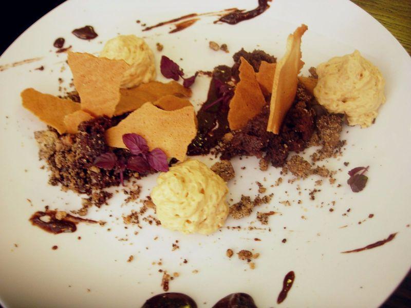 Dessert chocolat La Plantxa - DR Melle Bon Plan