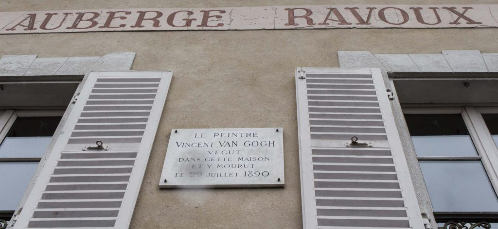 Auberge Ravoux Auvers sur Oise - DR Nicolas Diolez 2016