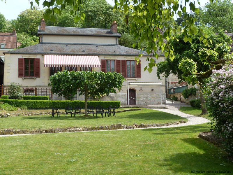 Maison-Atelier de Daubigny-@D&M. Raskin