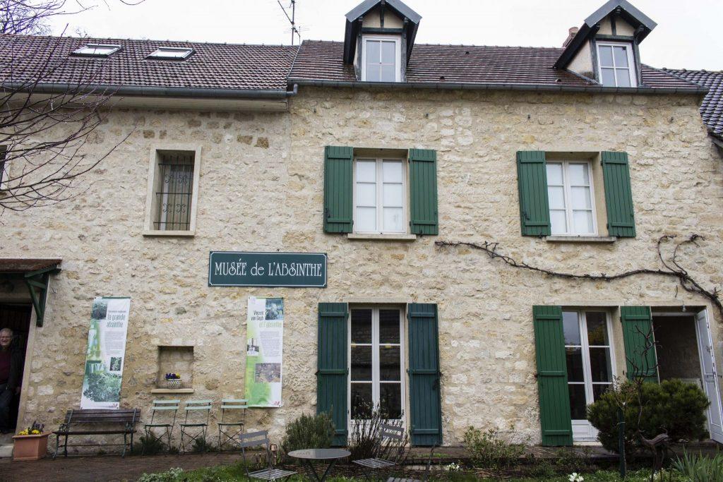 Musee Absinthe Auvers sur Oise - DR Nicolas Diolez 2016