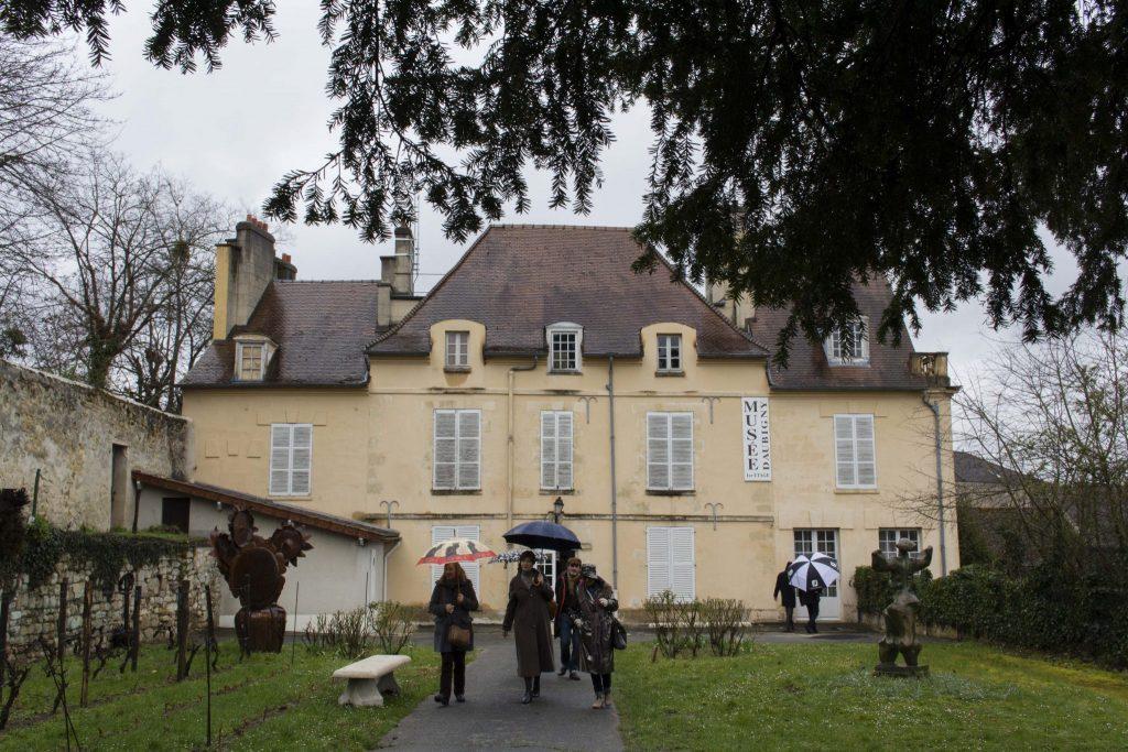 MuseeDaubigny Auvers sur Oise - DR Nicolas Diolez 2016