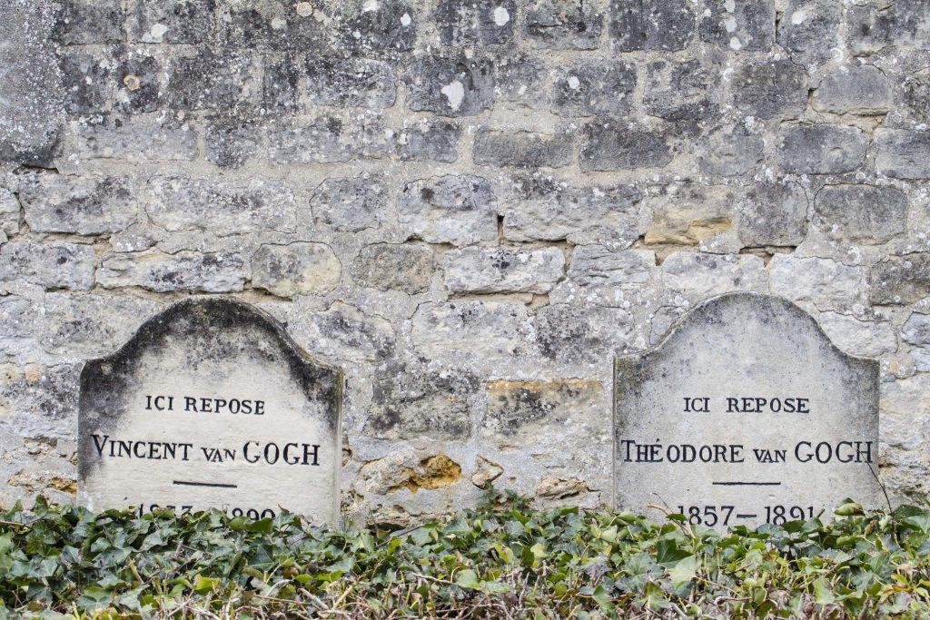 Tombe Auvers sur Oise - DR Nicolas Diolez 2016