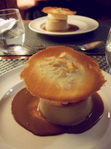 Crème renversée au marron bistrot du Grand Cerf - DR Melle Bon Plan