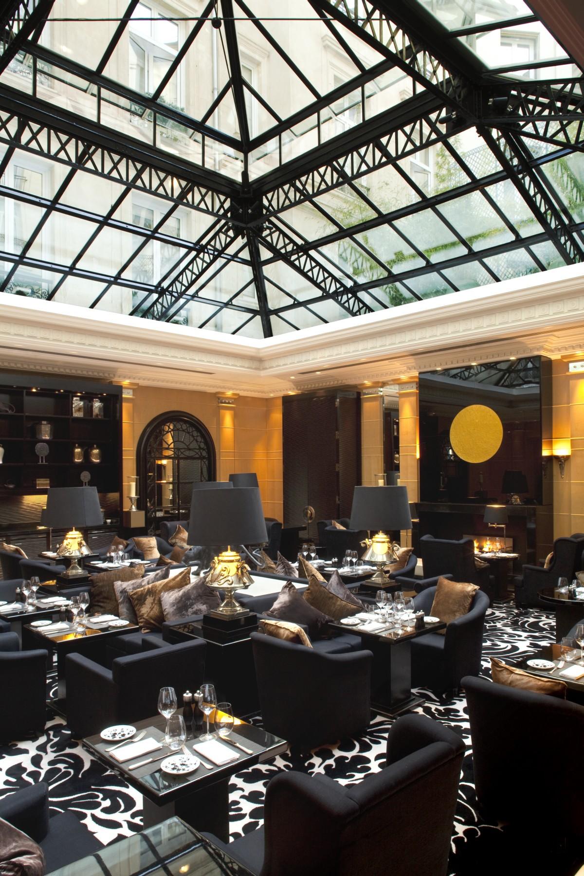 Les Restaurants De L U0026 39 H U00f4tel Hyatt Paris Madeleine