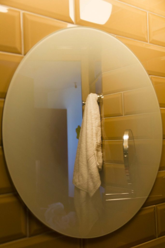 salle de bain Hotel Exquis Paris - DR Nicolas Diolez 2015