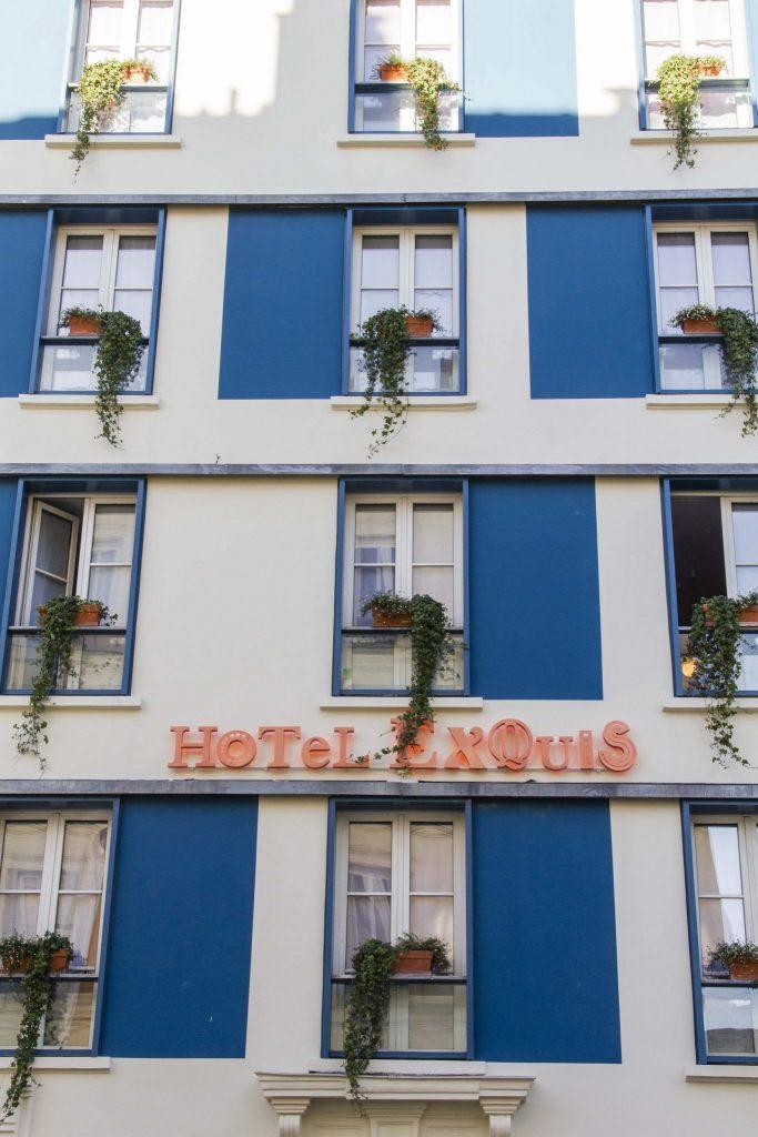 Hotel Exquis Paris - DR Nicolas Diolez 2015