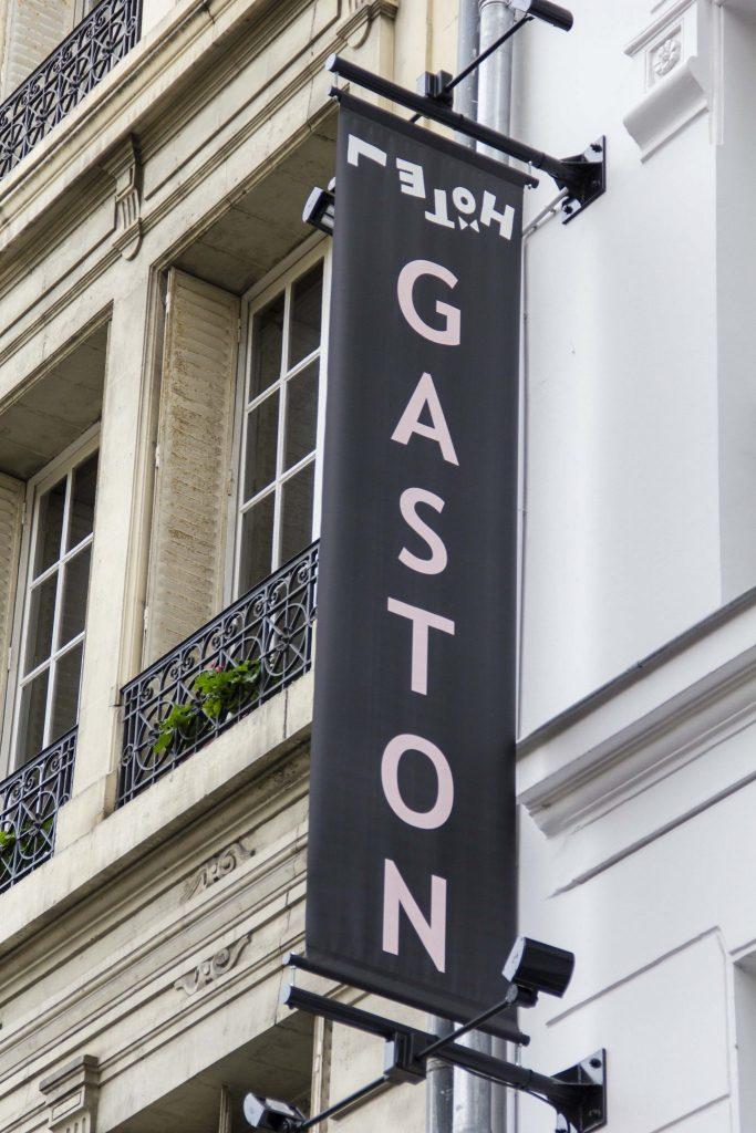 Hôtel Gaston - DR Nicolas Diolez 2015
