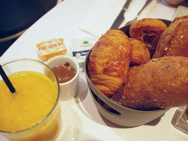 Brunch DS Café Paris 16e - DR Melle Bon Plan