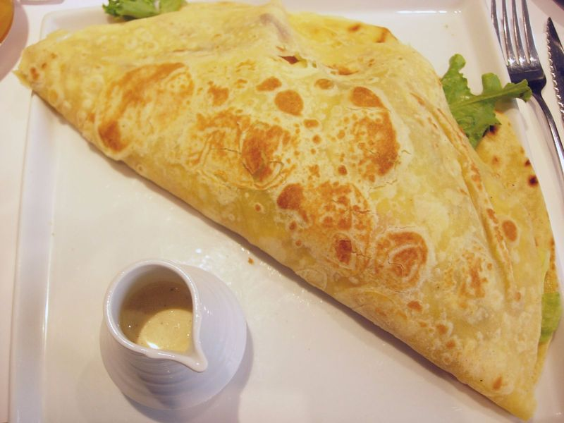 piadinas italienne DS Café 16e Paris - DR Melle Bon Plan