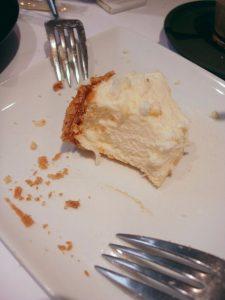 Cheesecake Jean Paul Hévin DS Café - DR Melle Bon Plan