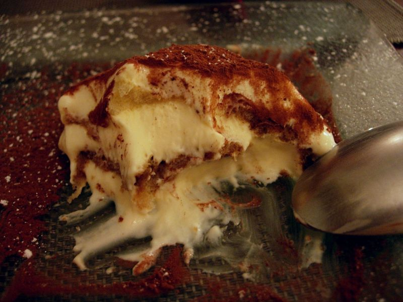 Tiramisu Restaurant La Rosa - DR Melle Bon Plan