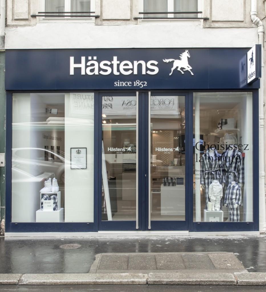 HASTENS Boutique
