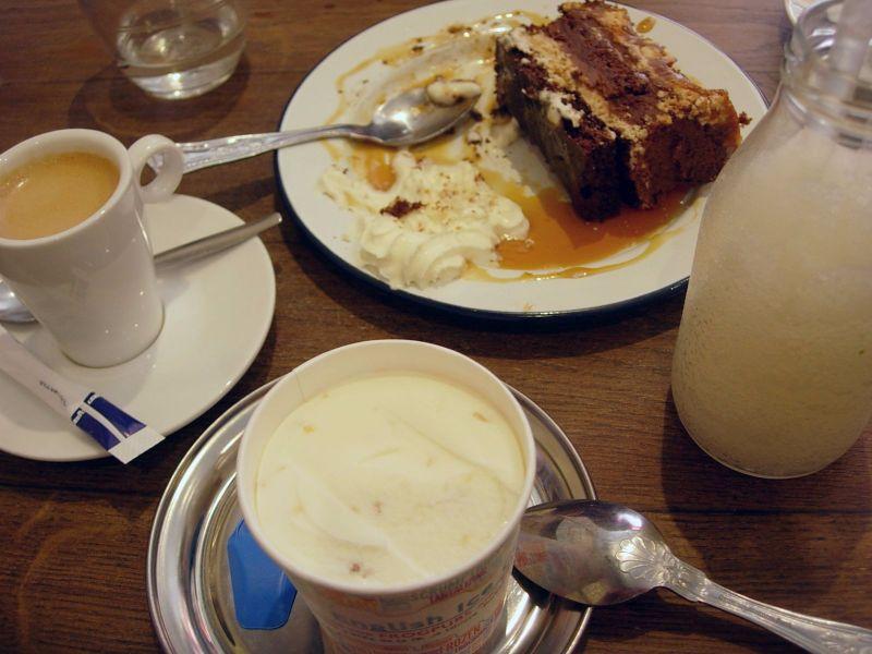 dessert et café FrogBurger - DR Melle Bon Plan