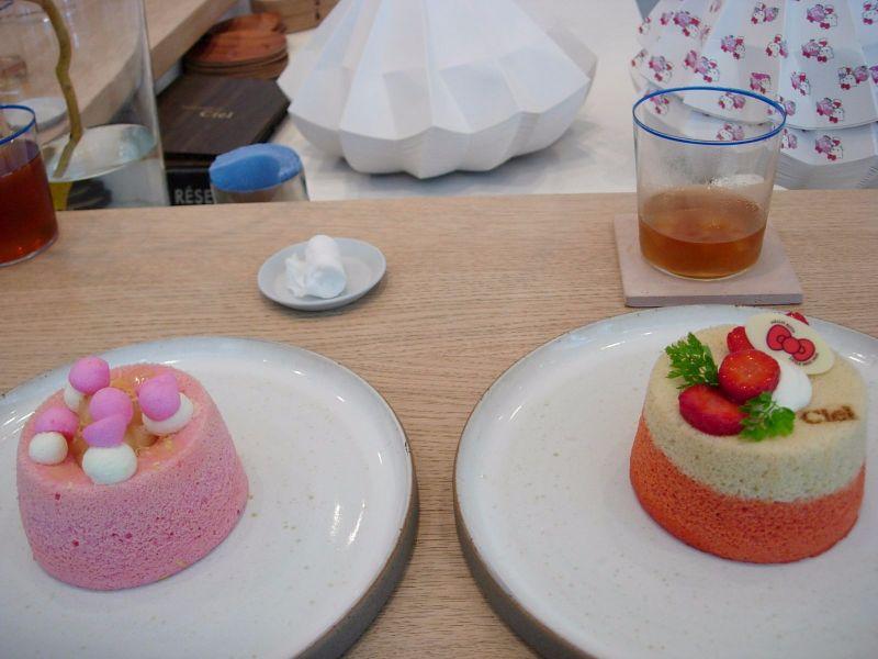 angel cake Patisserie Ciel - DR Melle Bon Plan
