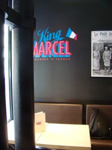 King Marcel Paris - DR Melle Bon Plan