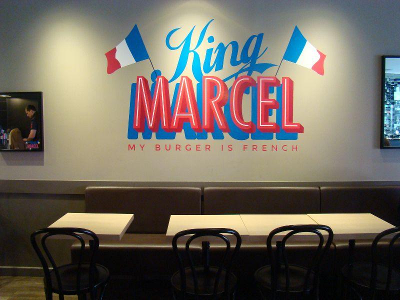 King Marcel Paris - DR Melle Bon Plan