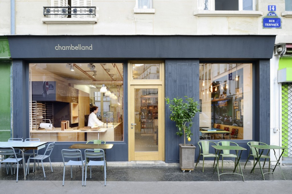 boulangerie chambelland credit photo : Aldo Sperber