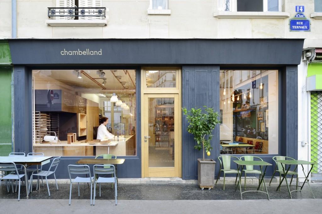 boulangerie chambelland credit photo : Aldo Sperber