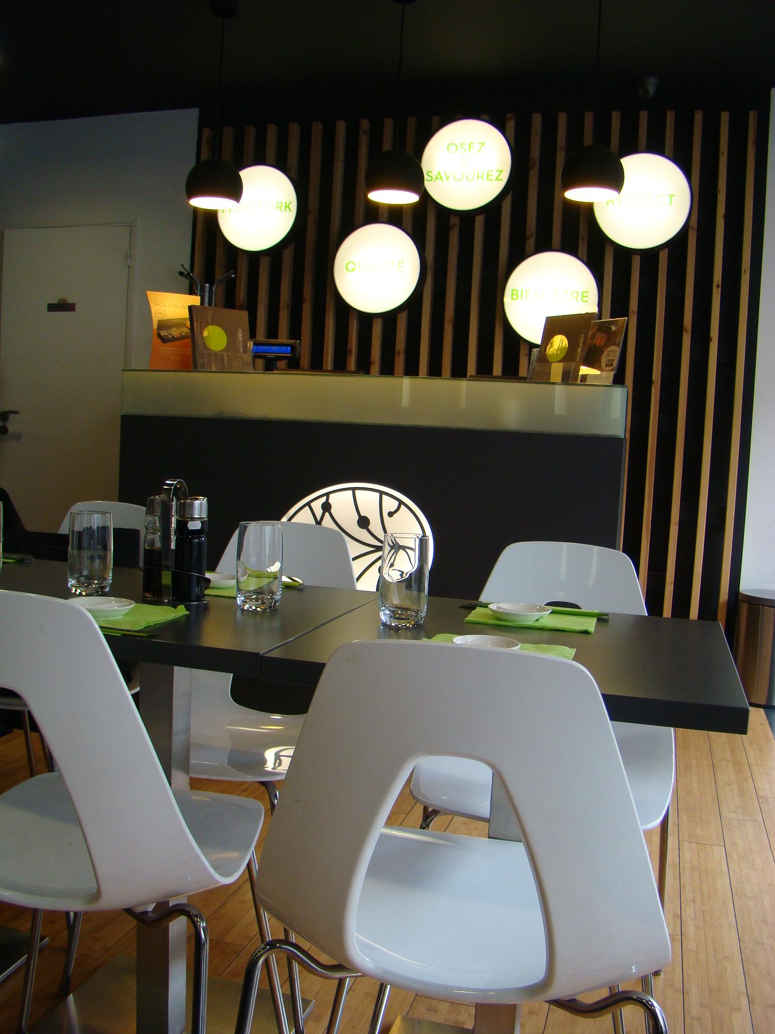 Restaurants japonais paris mademoiselle bon plan - Restaurant japonais porte de versailles ...