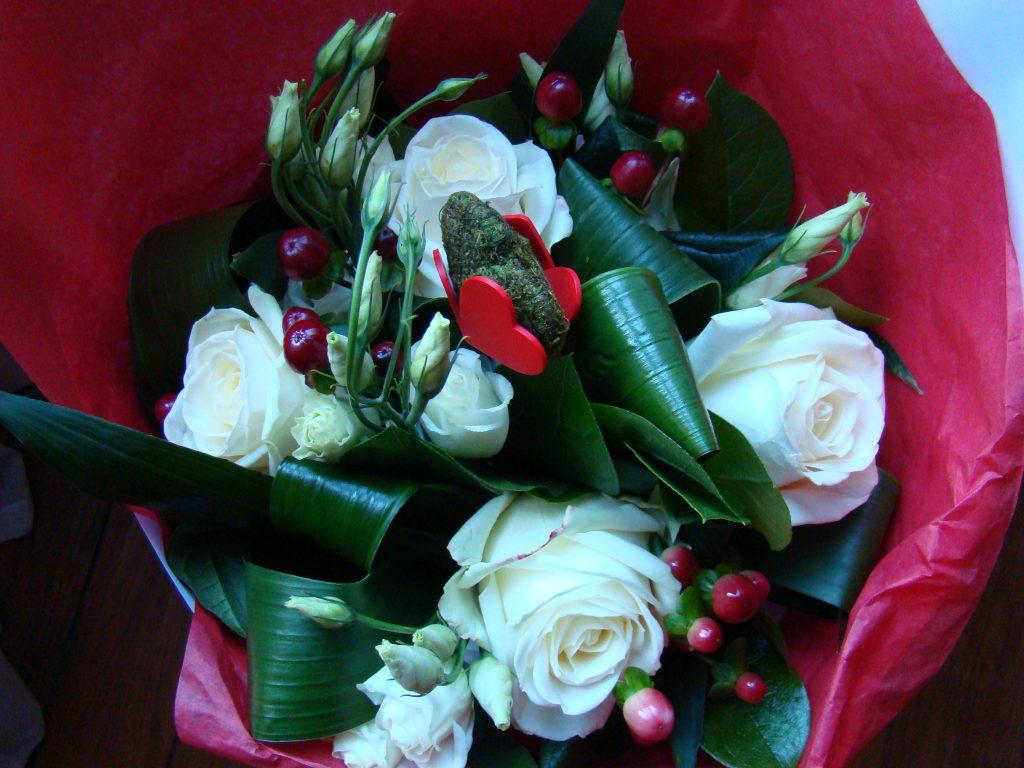 Bouquet Saint-Valentin Téléfleurs - DR Melle Bon Plan
