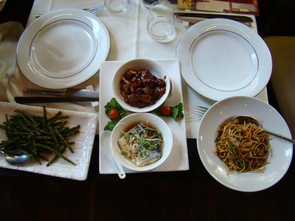 Le nouvel an chinois paris l ann e de la ch vre mademoiselle bon plan - Restaurant nouvel an paris ...